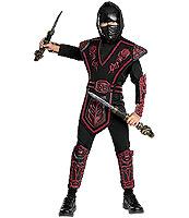 Ninja Red Skull Warrior