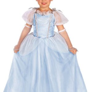 Princess Cinderella Deluxe Costume