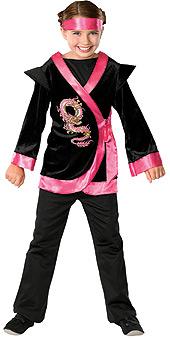 Dragon Ninja Pink