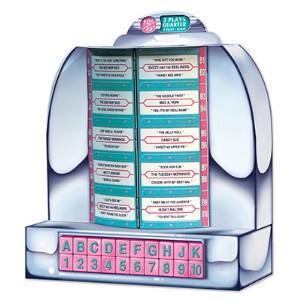50's Jukebox Centerpiece