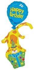 Dog Balloon Supersize 45in