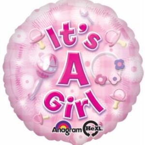 Balloon Its A Girl