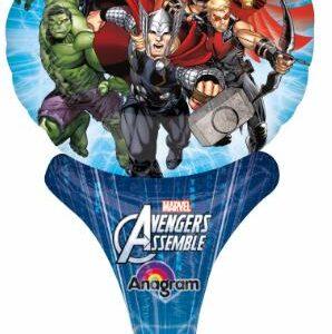 Superhero Avengers Inflate A fun Balloon