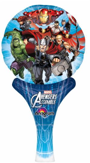 Superhero Avengers Inflate A fun Balloon