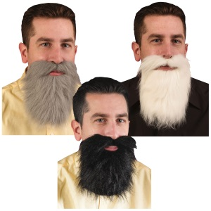 Beard And Wig Set