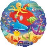 Under Sea Balloon 18in