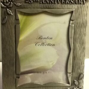 25th Anniversary Frame Metal