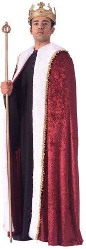 King Robe Burgundy
