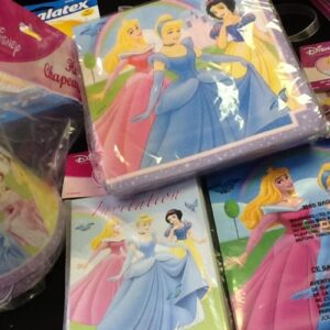 Princess Disney Lunch Napkins
