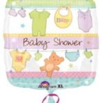 Baby Shower Clothes line 18in