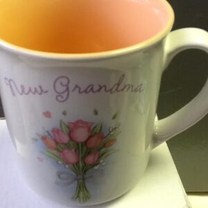 Gift New Grandma Mug