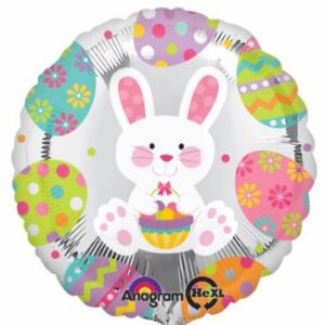 Easter  Balloon 18in