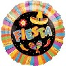 Fiesta balloon 18in