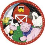 Barn Farm 9in Plates