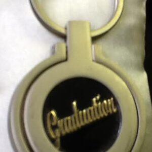 Gift Gradt Keychain Pewter
