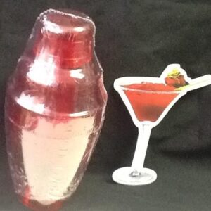 Cocktail Party Plastic Mini Martini Shaker