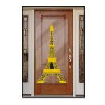 France Eiffle Tower Door/ Wall Decor