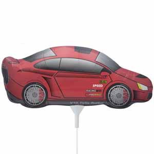 Balloon Race Car Inflate A fun