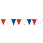 France Pennant Banner 12 feet