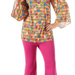 Hippie Costume Plus Size