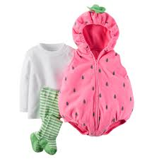 Cute Strawberry 3pc