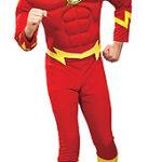 Costume Flash  Deluxe