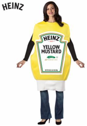 Bottle Heinz Mustard