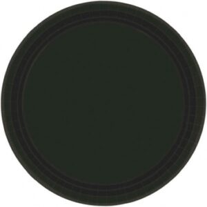 Tableware  Black Paper Plates
