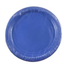 Oktoberfest Plates Paper Blue