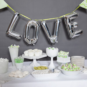 Balloon LOVE Airfilled