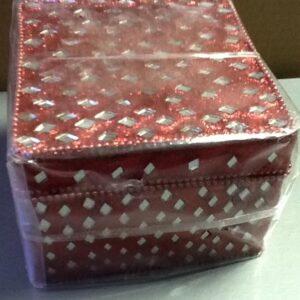 Gift Jewelery box Red