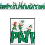 St Patrick Day Banner
