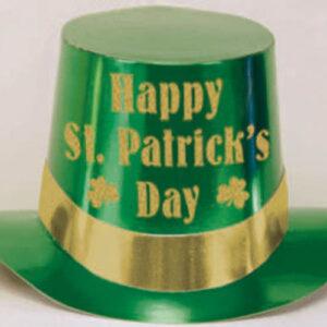 Foil Hat St.Patrick Day