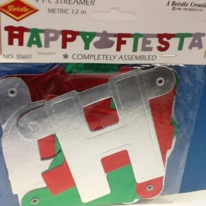 Banner Happy Fiesta