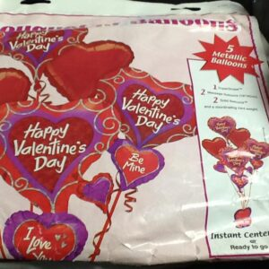 Balloon Bouquet Valentines