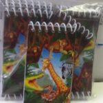 Jungle Safari Notebooks