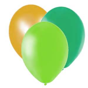 St Patrick day Balloons Latex