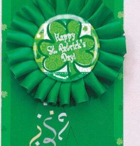 Award Ribbon St.Patrick Day