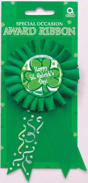Award Ribbon St.Patrick Day
