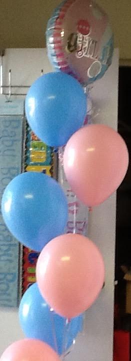 Baby Boy Or Girl Balloon Bouquet