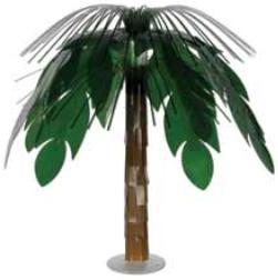 Centerpiece Palm Tree 18in