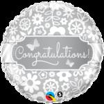 Balloon Congratulations 18in