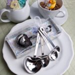 A 4 Measuring Spoons set