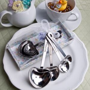 A 4 Measuring Spoons set