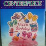 Spa Party Centerpiece