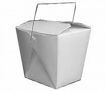 Asian Chinese Food Boxes 16oz