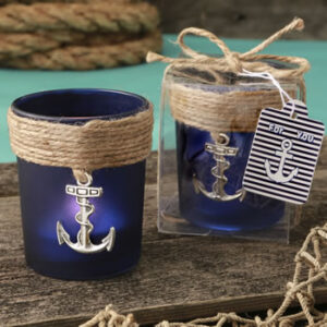 Candle Nautical Votive Holder