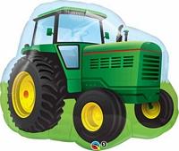 Barn  Tractor Balloon 34in