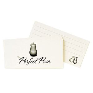 Perfect Pair Wish Cards 50ct