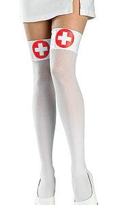 Thigh High Stockings Nurse